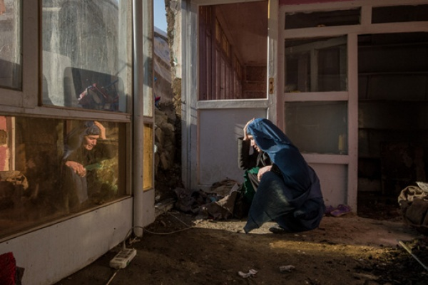 Aftermath of an Afghan Child Bride